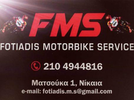 F.M.S motorbike service