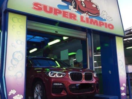 Car Wash Super Limpio